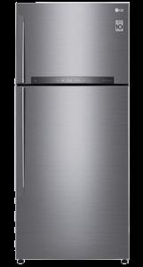 rekomendasi kulkas LG GN-B215SQMT dua pintu terbaik
