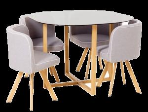 Cazedis dining set meja makan murah dan mewah