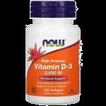 NOW FOOD Vitamin D3