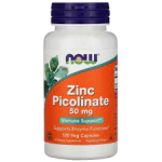 Now Foods Zinc Picolinate 50 mg