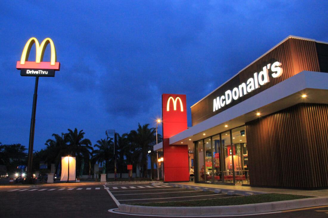 McD, tempat nongkrong di Kemang 24 jam