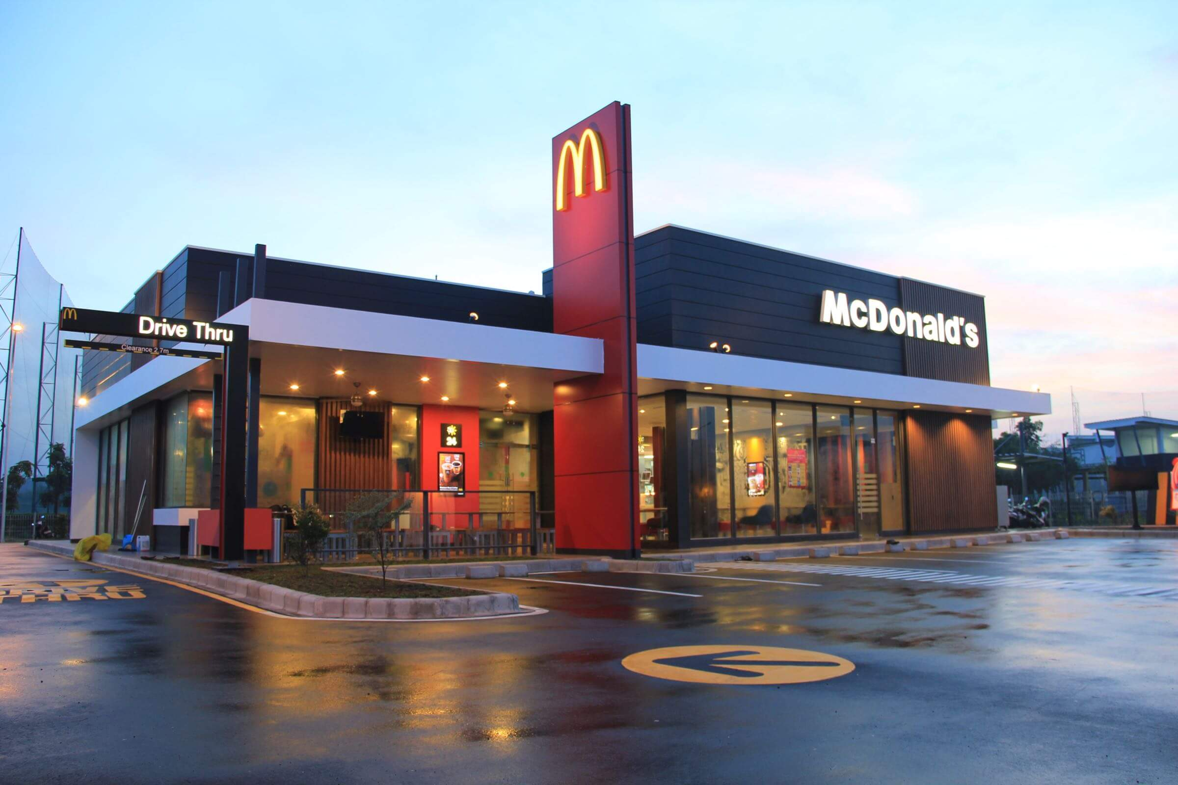 About Us | McDonald's Indonesia