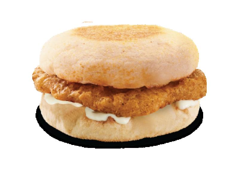 Chicken muffin adalah satu menu sarapan dari McD dan jadi favorit banyak kalangan.