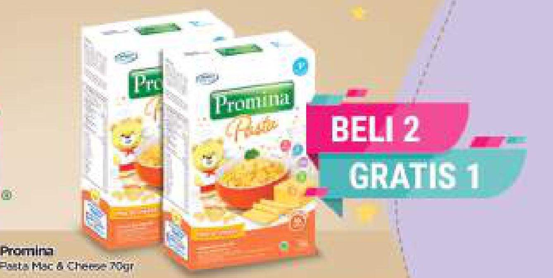 Promo Harga PROMINA Pasta Mac And Cheese 70 gr - TIP TOP