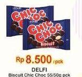 Promo Harga DELFI Chic Choc 50 gr - Indomaret