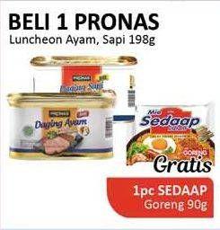 Promo Harga PRONAS  - Alfamidi