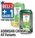 Promo Harga ADEM SARI Ching Ku All Variants 320 ml - Hypermart