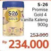 Promo Harga S26 Promise Gold Susu Pertumbuhan Vanilla 900 gr - Alfamidi