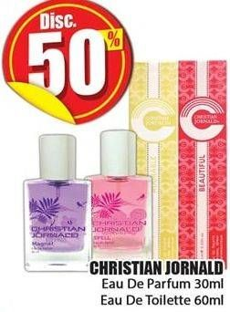 Promo Harga CHRISTIAN JORNALD CHRISTIAN JORNALD  - Hari Hari