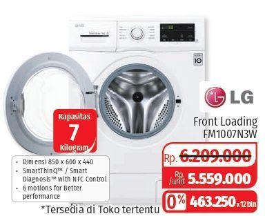 Promo Harga LG FM1007N3W  - Lotte Grosir