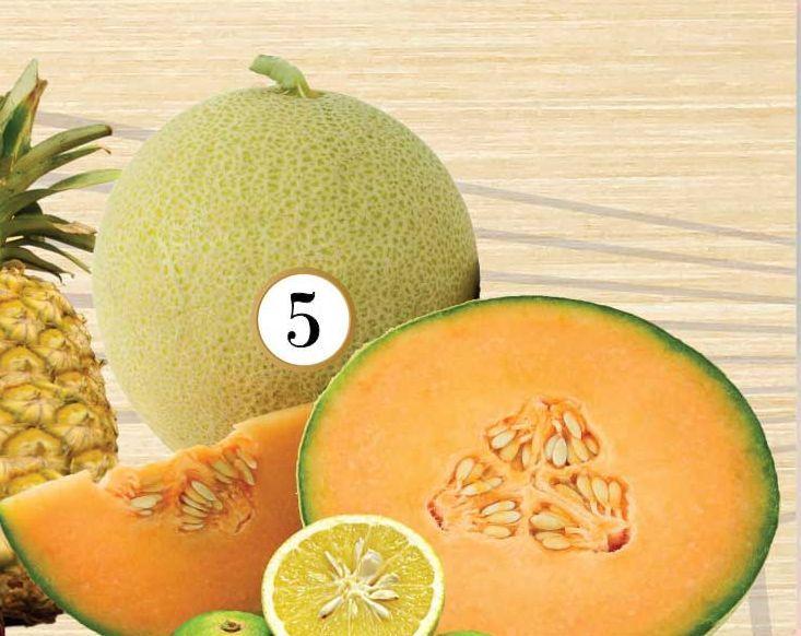 Promo Harga Melon Red Sweet per 100 gr - Yogya