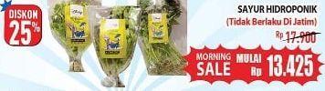 Promo Harga Sayur Hidroponik  - Hypermart
