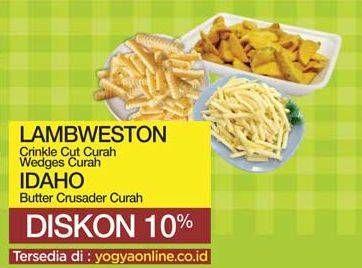 Promo Harga LAMBWESTON & IDAHO  - Yogya