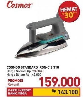 Promo Harga COSMOS CIS 318  - Carrefour