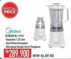 Promo Harga MIDEA BL-11972 | Blender  - Hypermart