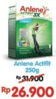 Promo Harga ANLENE Actifit Susu High Calcium 250 gr - Indomaret