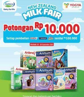 Promo Harga ANLENE Actifit Susu High Calcium 250 gr - Yogya