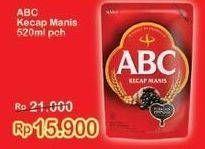 Promo Harga ABC Kecap Manis 520 ml - Indomaret