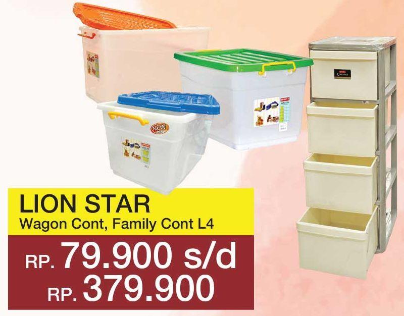 Promo Harga LION STAR Lion Star  - Yogya