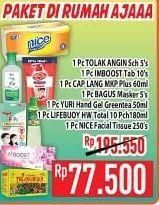 Promo Harga SIDO MUNCUL Paket Di Rumah Aja  - Hypermart