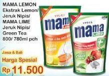 Promo Harga MAMA LEMON Mama Lemon/ Mama Lime  - Indomaret