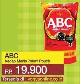 Promo Harga ABC Kecap Manis 700 ml - Yogya