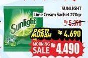 Promo Harga SUNLIGHT Pencuci Piring Jeruk Nipis 100 270 gr - Hypermart