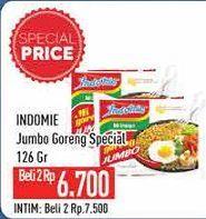 Promo Harga INDOMIE Mi Goreng Jumbo Spesial 129 gr - Hypermart