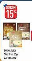 Promo Harga MAMASUKA Sup Krim All Variants 55 gr - Hypermart