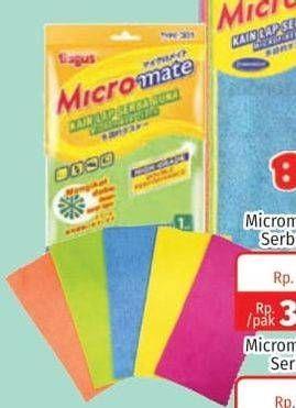 Promo Harga BAGUS Micromate Lap Serbaguna 301  - Lotte Grosir