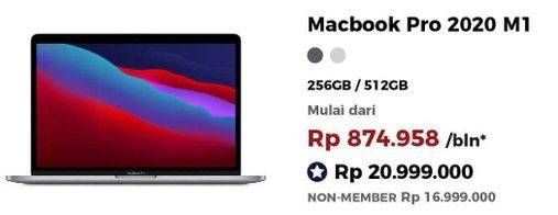 Promo Harga APPLE Macbook Pro  - Erafone