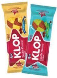 Promo Harga KLOP Cookies Chocomalt Butter, Pandan 110 gr - Carrefour