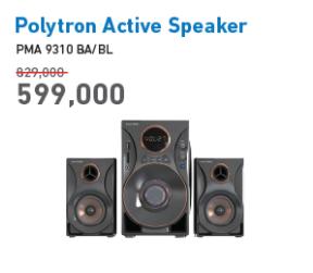 Promo Harga POLYTRON PMA 9310  - Electronic City