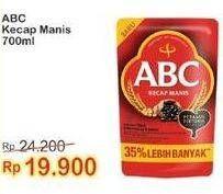 Promo Harga ABC Kecap Manis 700 ml - Indomaret