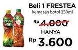 Promo Harga FRESTEA Minuman Teh 350 ml - Indomaret