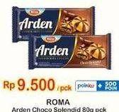 Promo Harga ROMA Arden Choco Splendid 80 gr - Indomaret