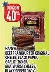 Promo Harga HANZEL Frankfurter  - Hypermart