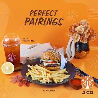 Promo Harga JCO Burger  - JCO
