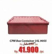 Promo Harga CPM Container Box 9055 35000 ml - Hari Hari