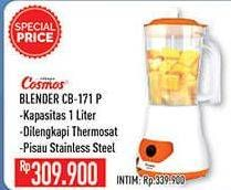 Promo Harga COSMOS CB 171 | Blender P  - Hypermart